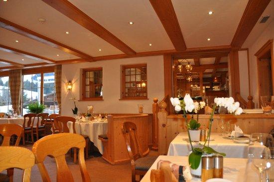 Romantik Hotel Hornberg: Restaurant (Grosser Saal)