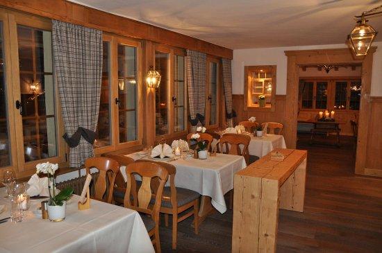 Romantik Hotel Hornberg: Restaurant (Hauptsaal)