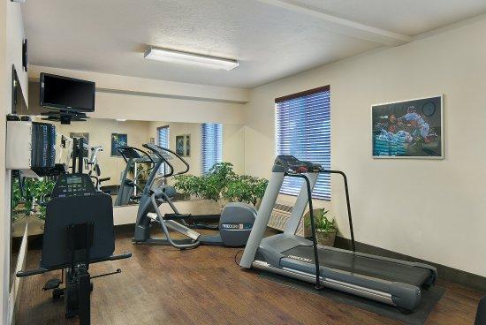 Spokane Valley, WA: Fitness Room