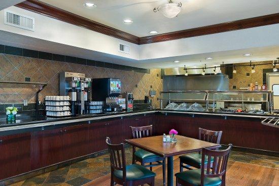 Spokane Valley, WA: Breakfast Area