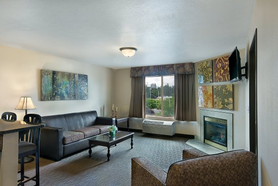 Spokane Valley, WA: Extended Stay Suite