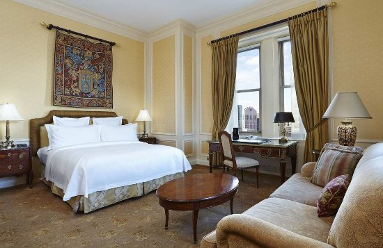 Waldorf Astoria New York: The Royal Suite