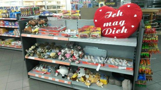 Schweitenkirchen, Alemania: Shop