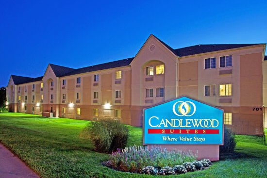Candlewood Suites - Detroit/Ann Arbor : Hotel Exterior
