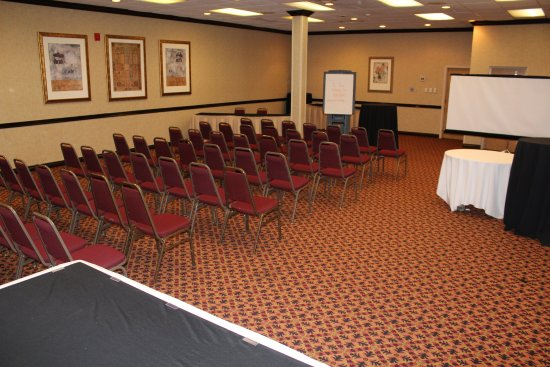 Holiday Inn Kitchener: Theatre Style