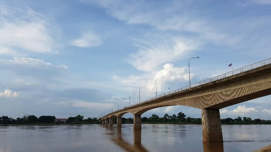 The First Thai–Lao Friendship Bridge