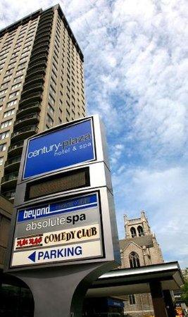 Century Plaza Hotel & Spa: Century Exterior