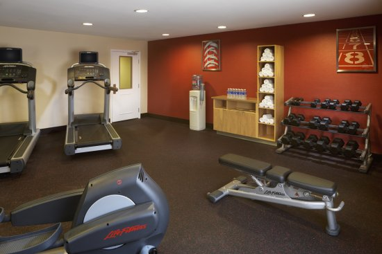 TownePlace Suites Houston North/Shenandoah: Fitness Center