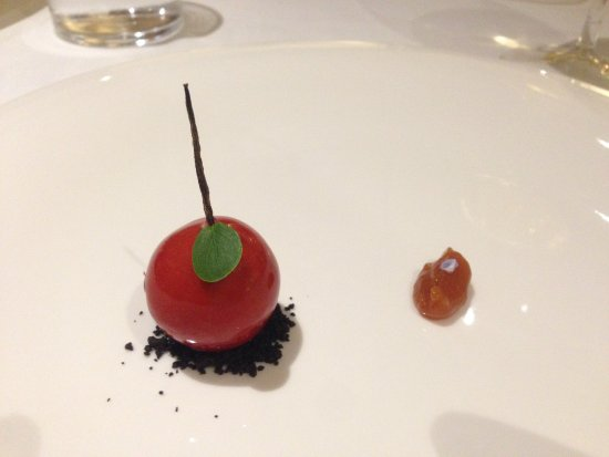 Taverna Estia: sorprendente foie gras!