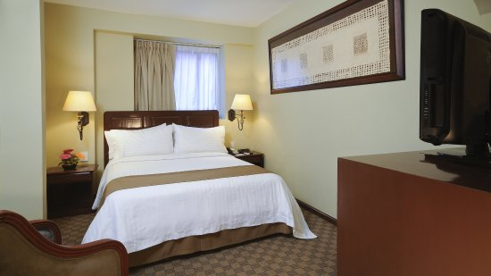 Holiday Inn Hotel & Suites Zona Rosa: Guest Room