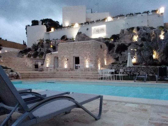 La terrazza sulla rupe bewertungen fotos for Tropical hotel ostuni