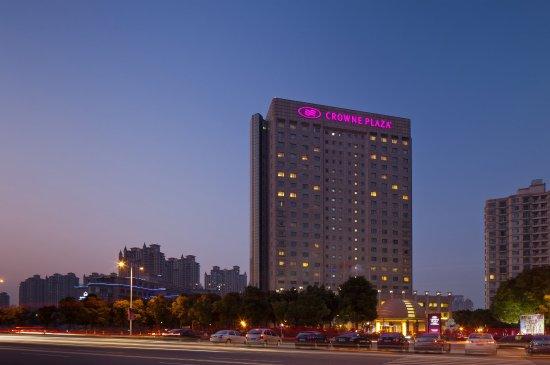 โรงแรมคราวน์พลาซ่า ฉางชู