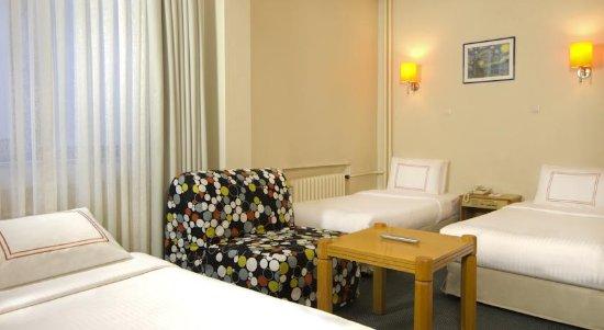 Hotel Ilkay: Standard Triple Room
