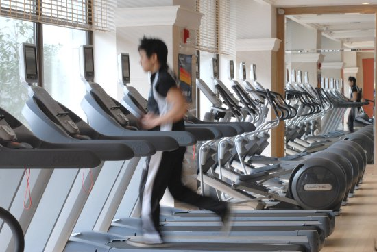 InterContinental Shenzhen : Gym