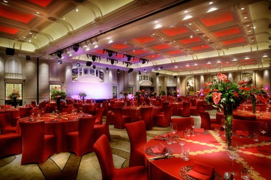 InterContinental Shenzhen : Banquet Room