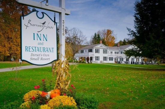 Barrows House Restaurant: Fall Shot