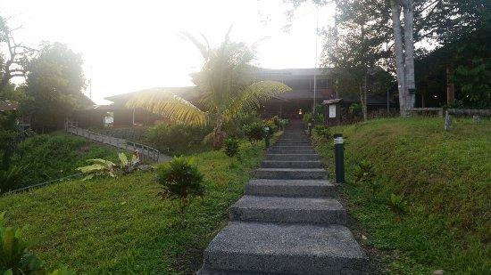 Proboscis Lodge Bukit Melapi: 20160812_065302_000_large.jpg