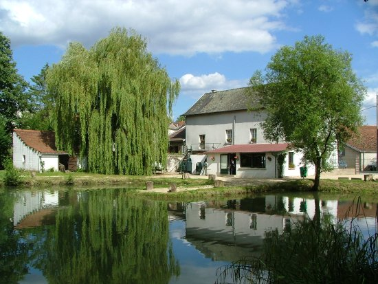 Verneuil, Prancis: Le vieux moulin