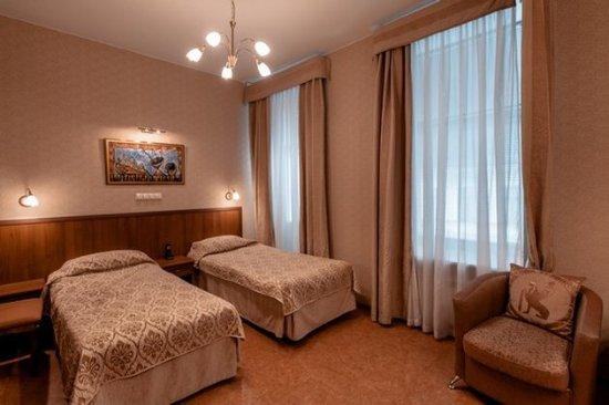 Comfort Hotel: Deluxe Twin