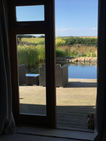 Walsingham, UK: The view from Room 3