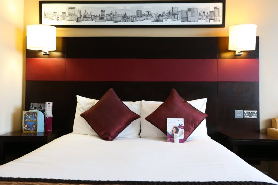 Crowne Plaza Manchester Airport: Standard Plus Double Bed Guest Room