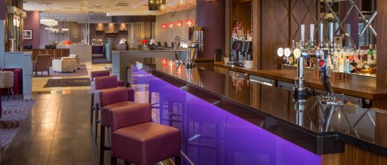 DoubleTree by Hilton Hotel London - Chelsea : Bar