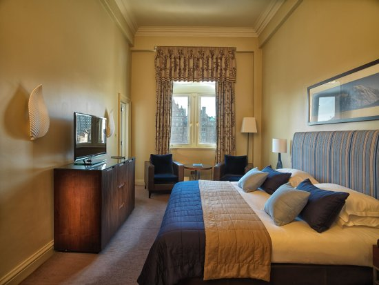The Balmoral Hotel : The Balmoral - Classic Room