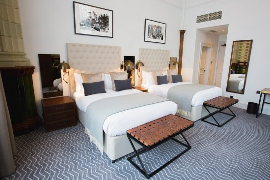 The Palace Hotel: Classic Double Double