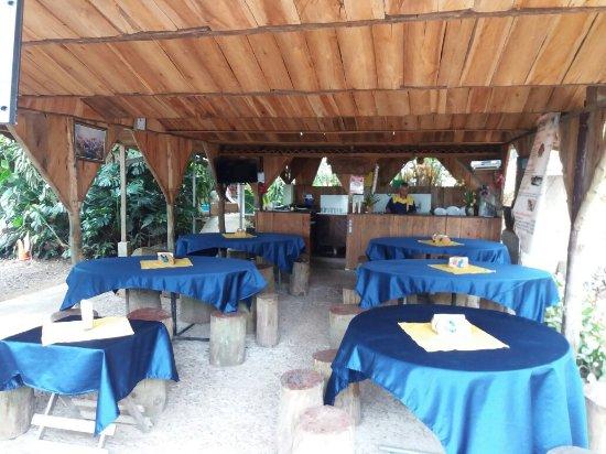 Paraiso, Costa Rica: Truchas la Fuente Chicharrones de Trucha