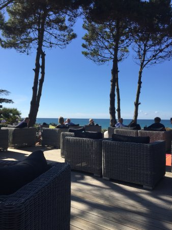 Sibiril, Francia: Vue sur mer