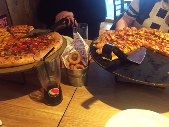 Pizza Hut Isle Of Wight Menu Prices Restaurant Reviews
