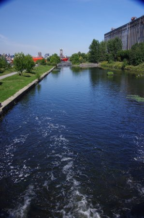 Montreal, Canadá: The Canal