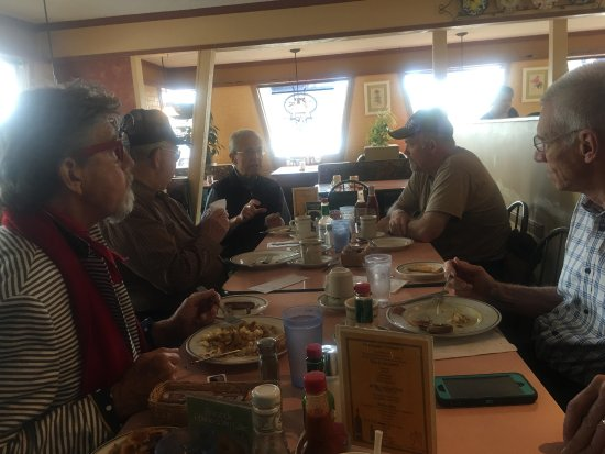 Shoreline, WA: Lake City Toastmasters motley group!