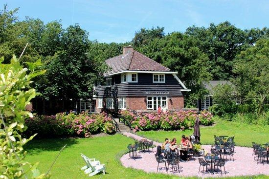 Castricum, Nederland: Terras Huize Koningsbosch