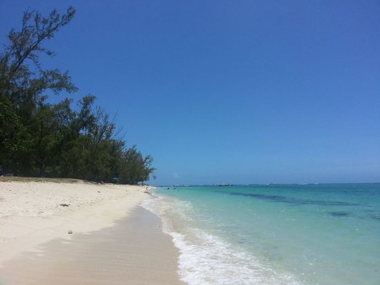 Le Morne Beach: le Morne spiaggia