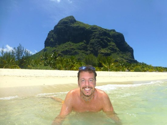 Le Morne Beach: le Morne