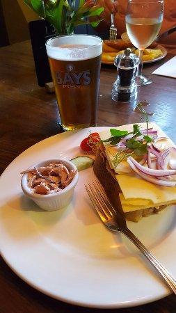 Thurlestone, UK : Great lunch