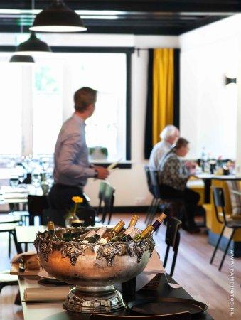 Castricum, Nederland: Restaurant Huize Koningsbosch