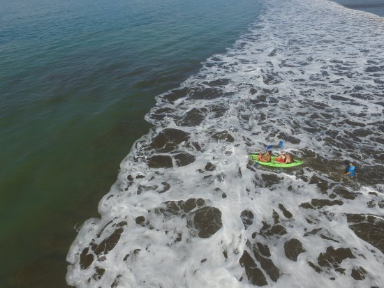 Uvita, Costa Rica: Estos son algunos de nuestros toures de kayak.       These are some of our kayak  tour.