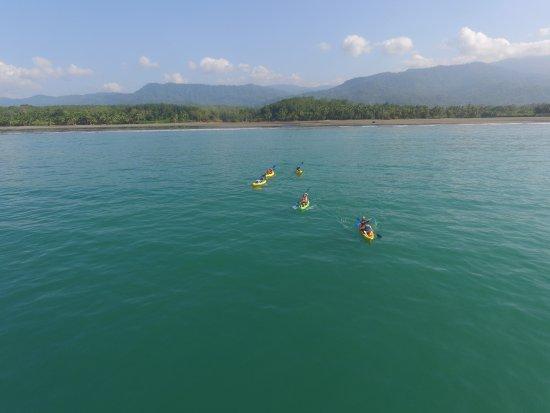 Kayaks Uvita bahía ballena CR