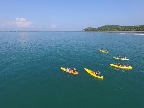 Uvita, Costa Rica: Cola de la ballena CR