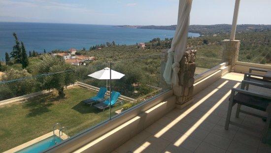 Camvillia Resort: Vue de la chambre 904