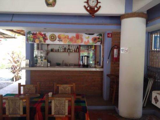 Hotel Mexico Lindo: Restaurante Del Hotel México Lindo