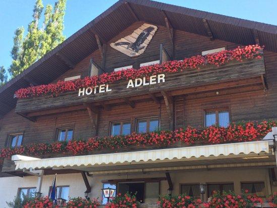 Hotel Adler: Settembre 2016