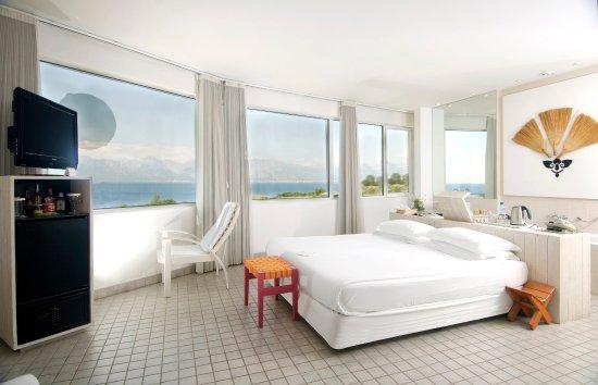 Revolving Loft Club Room at The Marmara Antalya