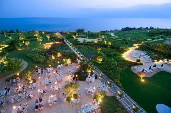 The Marmara Antalya: Exterior