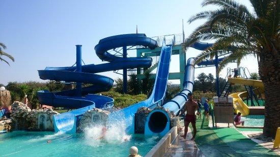The Main Pool - Picture of Sidari Water Park Fun Park ...