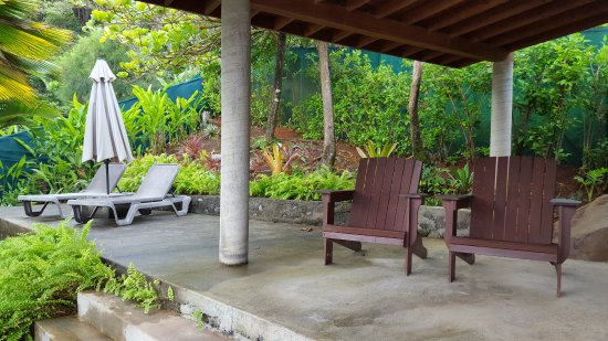 Marigot, Dominica: Garden Suite #5