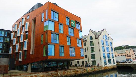 Quality Hotel Waterfront Alesund: le côté moderne