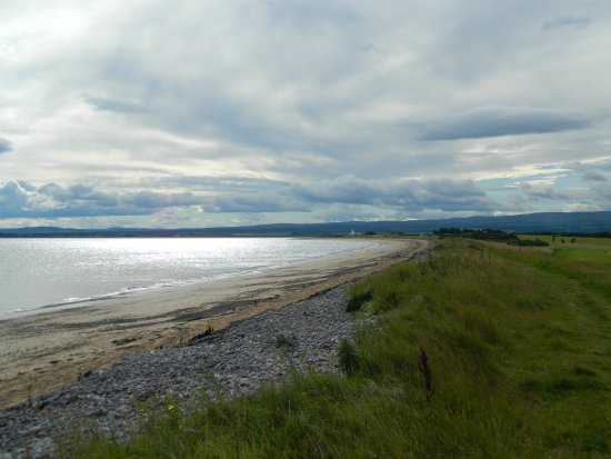 Rosemarkie, UK: A Very Pleasent Walk